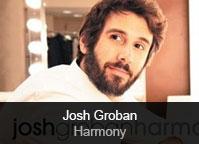 Josh Groban - album Harmony