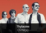 Thylacine - album OVNI(s) (Bande Originale de la Série)