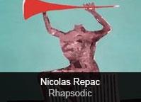 Nicolas Repac - album Rhapsodic
