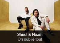 Shirel & Noam / Noam - album On oublie tout